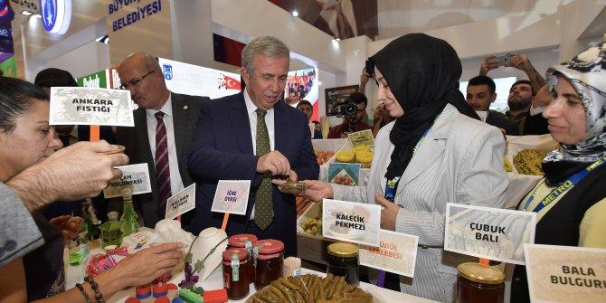 Coğrafi ürünlerde Ankara'nın adını duyuruyoruz