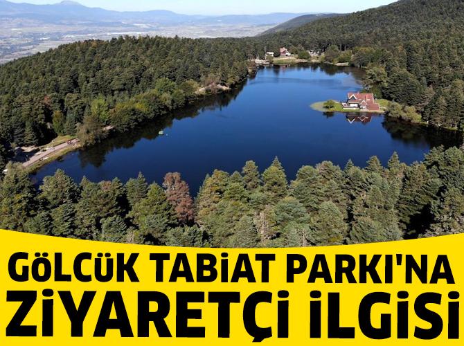 Gölcük Tabiat Parkı'na ziyaretçi ilgisi