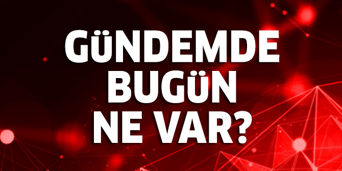 16 Ekim 2019 Türkiye ve dünya gündemi