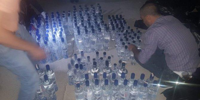 Ankara'da eğlence mekanlarına sahte içki operasyonu