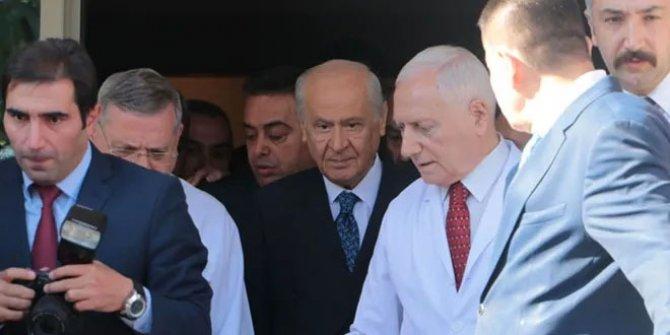 MHP'den Bahçeli açıklaması: Çok ayıp ediyorlar