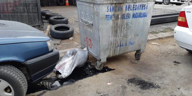 Sincan Sanayi Bölgesi Oto Sanayisi'ne çeki düzen verilsin