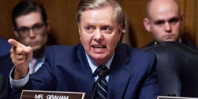 ABD'li Senatör Graham Yine tehdit etti