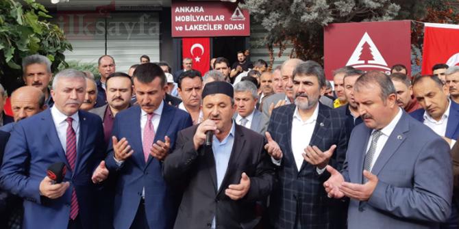 Siteler'den Mehmetçiğe dua
