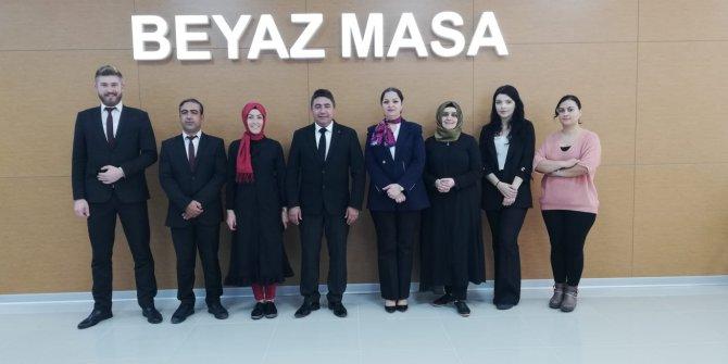 Pursaklar Belediyesi İstihdam Şefliği 40 vatandaşın işe başlamasına vesile oldu