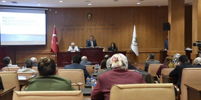 Mamak Belediyesi'nin 2020 yılı mali bütçesi, Ekim Ayı Meclis Toplantısı'nda görüşüldü
