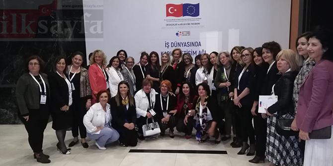 Girişimci kadınlar Ankara'da buluştu