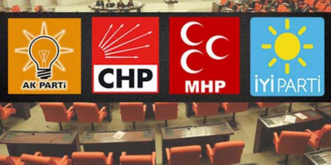 AK Parti, CHP, MHP ve İyi Parti'den AP'ye kınama