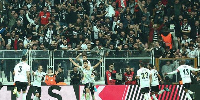 Dev derbinin kazananı Beşiktaş