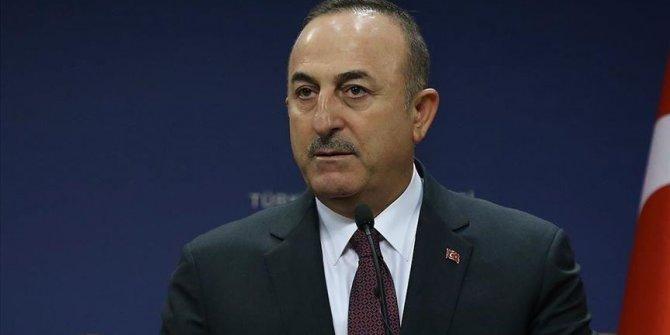 Dışişleri Bakanı Çavuşoğlu: Bu utanç verici karar yok hükmündedir