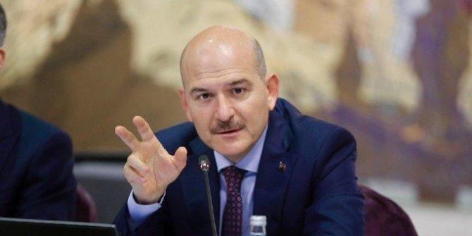 Bakan Soylu: İlk kez bir fırsatla karşı karşıyayız