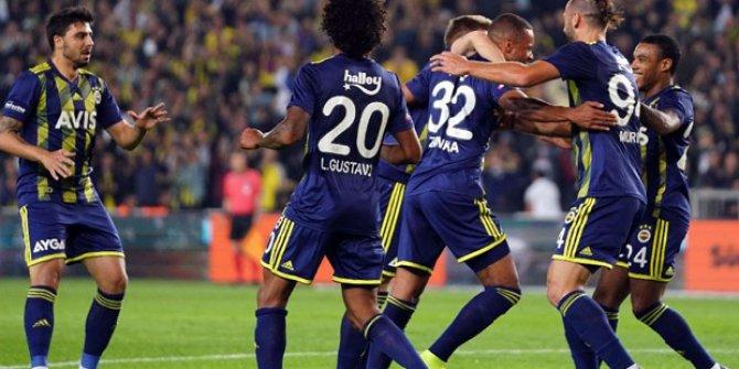 Kayserispor-Fenerbahçe maçının ilk 11'leri