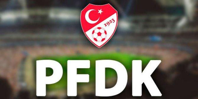 PFDK cezaları açıkladı: Ali Koç, Ahmet Ağaoğlu ve Sergen Yalçın...