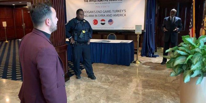 Washington'da FETÖ iş birliğinde Türkiye karşıtı panel