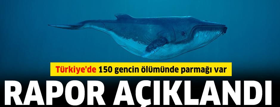 Mavi Balina:Türkiye'de 150 gencin ölümünde parmağı var