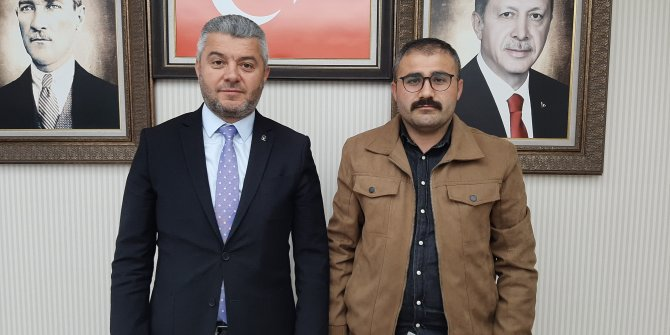 AK Parti Pursaklar İlçe Başkanı Servet Türkayık: Sürekli sahadayız