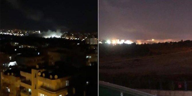 Şanlıurfa Zırhlı Tugay Komutanlığı'nda patlama
