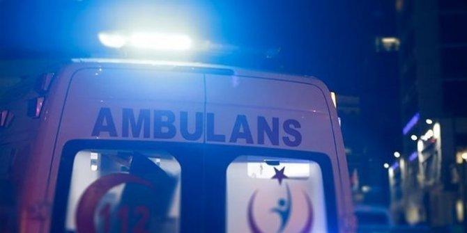 Keçiören'de aile kavgası: Koca dövdü kadın bıçakladı