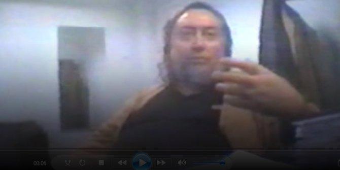 Adnan Oktar'ın 20 yıl önceki sorgu görüntüleri ortaya çıktı