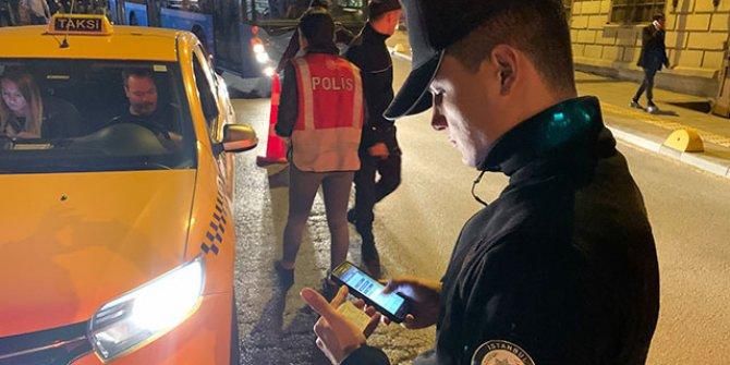 İstanbul geneli ''Yeditepe Huzur'' denetimleri yapılıyor