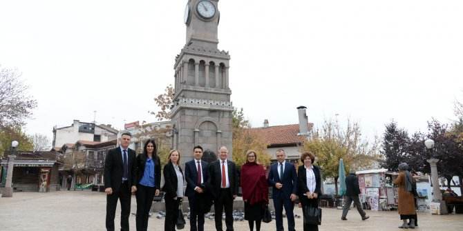 KKTC Cumhuriyet Meclisi Dilekçe ve Ombudsman Komitesi Altındağ'da