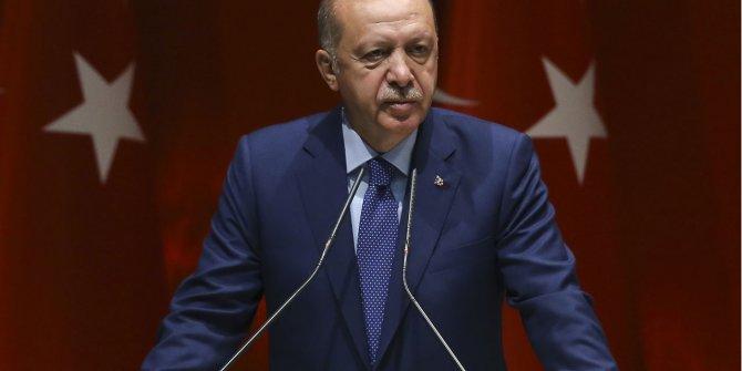 Erdoğan'dan sert sözler: Derdimiz insan