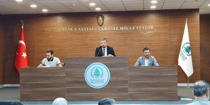 Pursaklar Belediyesi'nin 2020 yılı bütçe görüşmeleri karara bağlandı