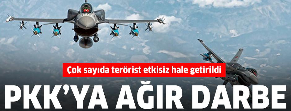 PKK'ya son zamanların en büyük darbesi