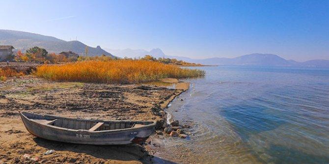 'Eğirdir Gölü kurursa hayatımız biter'