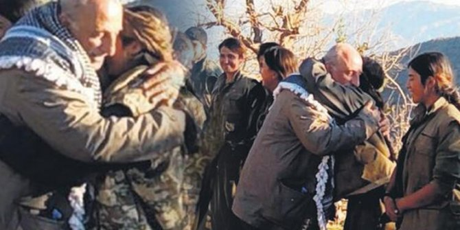 PKK'da tecavüz dehşeti: Duran Kalkan'ın taciz görüntülerini verdi