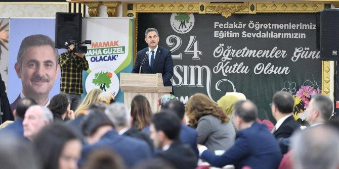 Türkiye'nin Öğretmenleri Mamak'ta buluştu