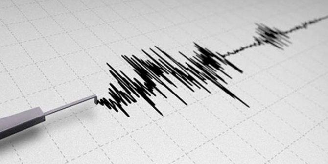 Elazığ'da artçı depremler