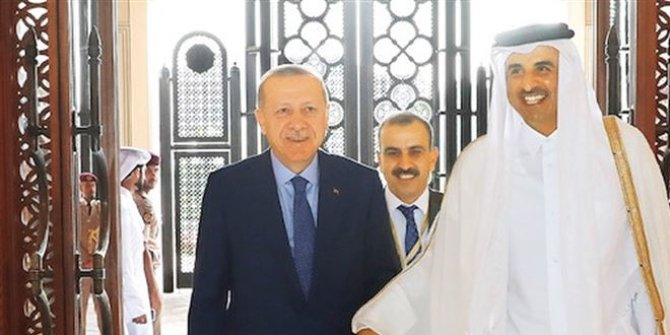 Katar ile kara gün dostuyuz