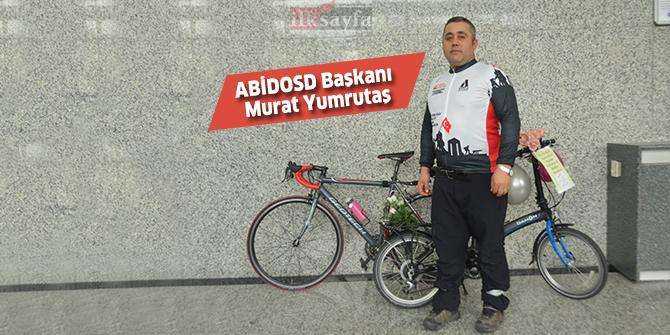 """""""Ankara'da bisiklet yolları projesi için desteğe hazırız"""""""
