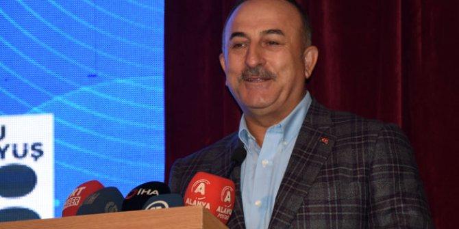 Bakan Çavuşoğlu'ndan 'Kanal İstanbul' mesajı