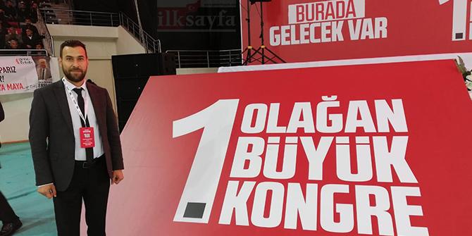 Yeniden Refah Partisi Etimesgut İlçe Başkanı Mustafa Erdoğan: Vatandaşa umut olacağız