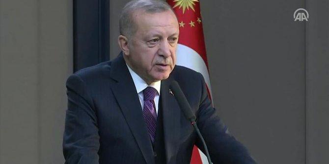 Cumhurbaşkanı Erdoğan: NATO'nun kendini güncellemesi kaçınılmazdır