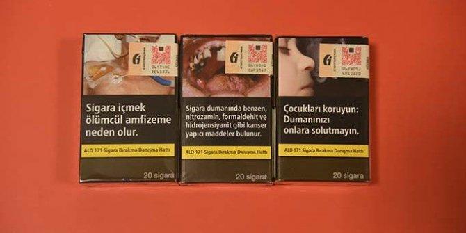 Sigarada tek paket uygulaması yarın başlıyor