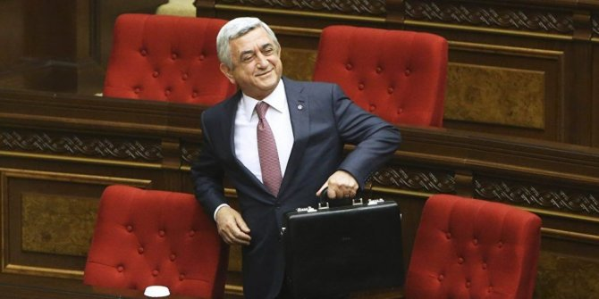 Sarkisyan hakkında yolsuzluk soruşturması