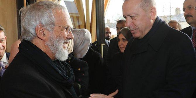 Erdoğan'a teşekkür etti ve 42 yıl önceki anısını anlattı