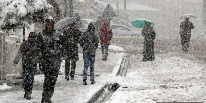 Meteoroloji'den hava durumu açıklaması: Donacağız...