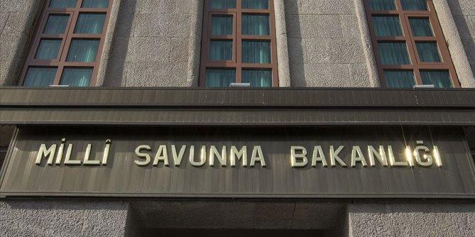 MSB: 3 PKK/YPG'li terörist hudut karakollarına teslim oldu
