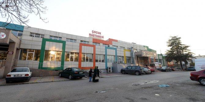 Dışkapı Çocuk Hastanesi'nden kalan boş bina ÇEMATEM oluyor