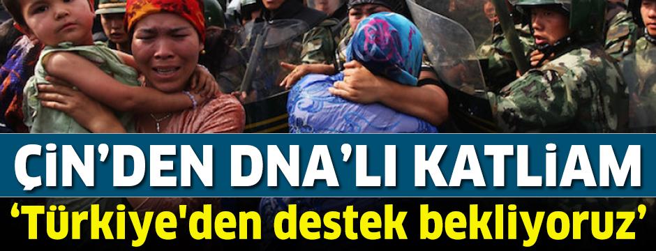 Çin'den Uygur Türklerine DNA'lı katliam: Hedef Uygur kimliği