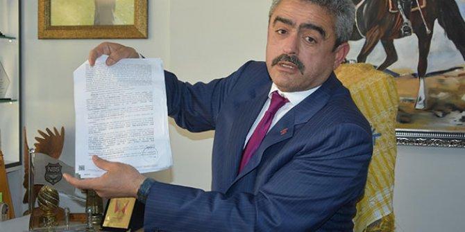 MHP'li eski başkan otogarı devretmeyince 6 ay hapis cezasına çarptırıldı