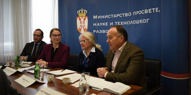 Milli Eğitim Bakanlığı'ndan garip 'Sırp' projesi