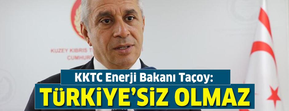Türkiyesiz Doğu Akdeniz'de denge sağlanamayacağını herkes biliyor