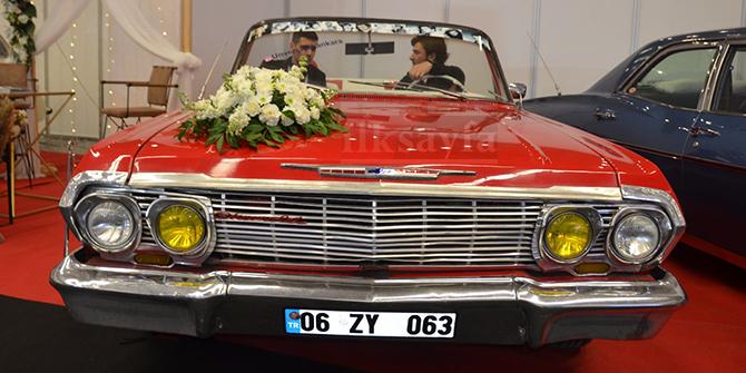 Klasik araçların kiralama ücreti 750 liradan başlıyor