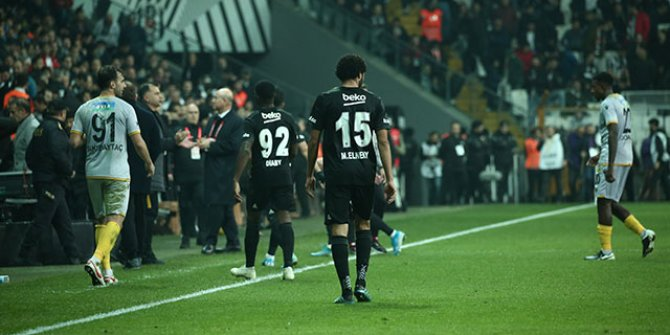 Beşiktaş'ın serisini Malatya bitirdi