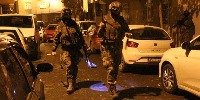 İstanbul'da büyük operasyon: Çok sayıda gözaltı var